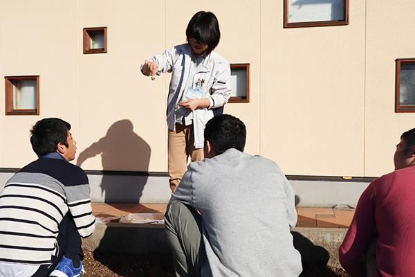 球根の植え方講座