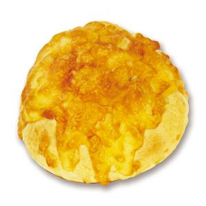 天然酵母あじわいこんがりチーズのオリーブパン¥150(税込)