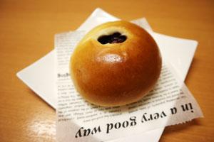 季節のジャムパン¥160(税込)