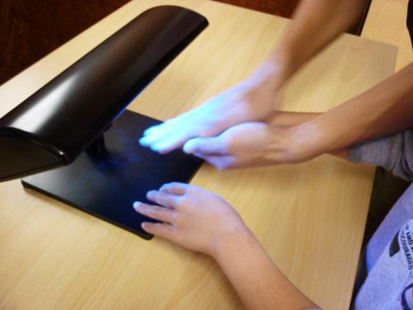 手洗い学習2