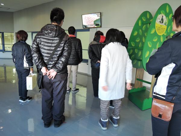でん六蔵王の森工場見学(2)